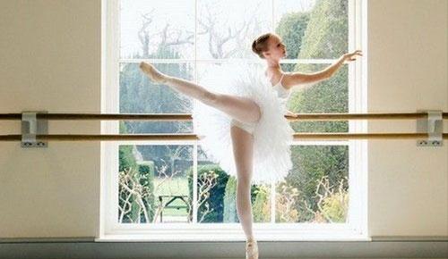 芭蕾舞练习