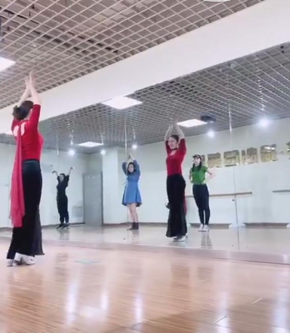 东方舞培训
